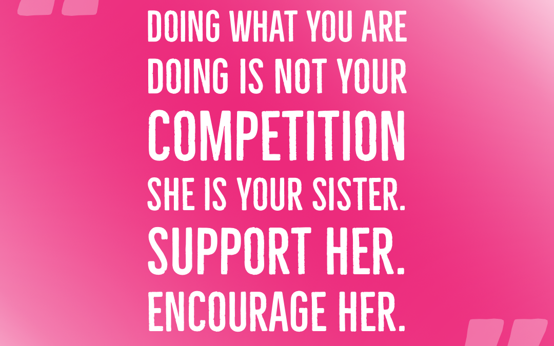 Another Woman Doing What You Are Doing…